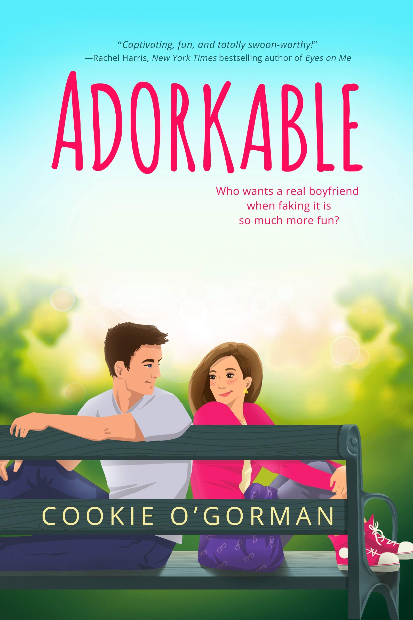 YOUNG ADULT ROMANCE BOOKS: Adorkable by Cookie O'Gorman