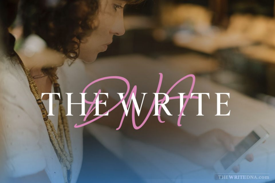What is THE WRITE DNA? A readers paradise for a little happy.
