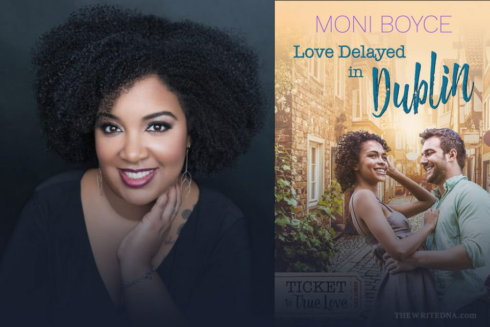 Romance Books Author Moni Boyce