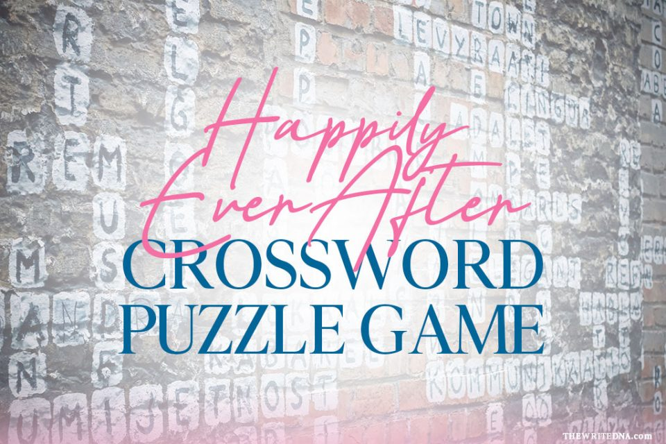GAMES - Crossword Puzzles - Romance Books - Happily Ever After